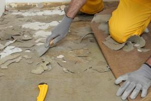 Подготовка на пода